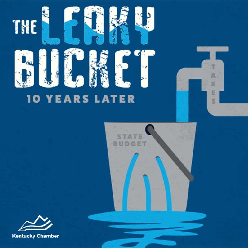 Kentucky Chamber Leaky Bucket Report