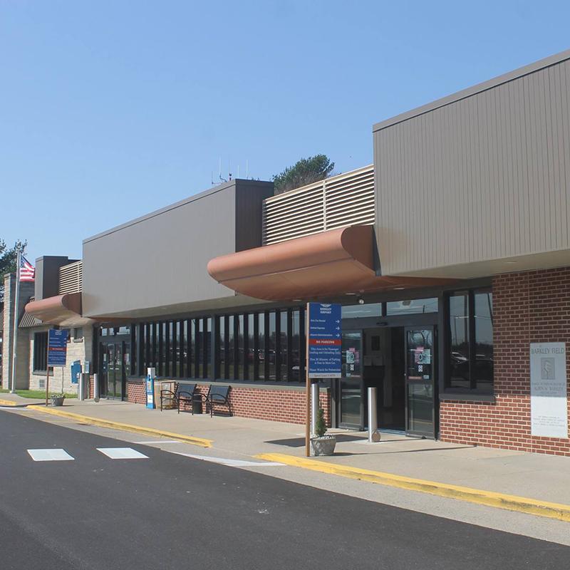 Barkley Regional Airport