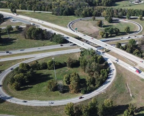 I-Move Kentucky Interchange Construction Project