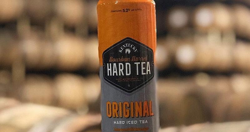Kentucky Bourbon Barrel Hard Iced Tea