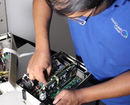 MedQuest College Ventilator Repair